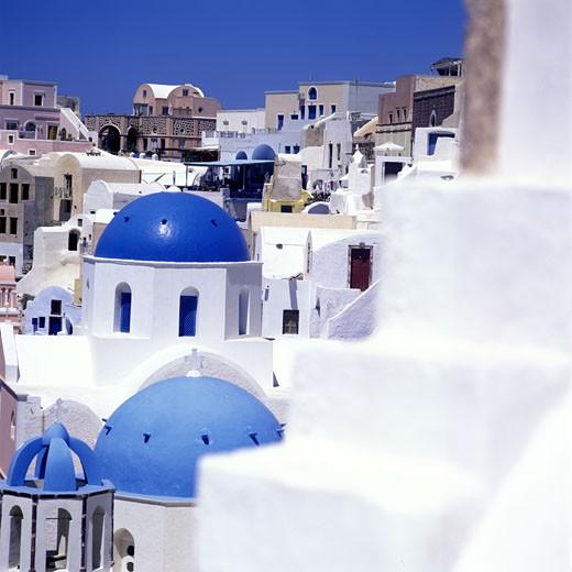 Santorini Island, Oia : Stock Photo