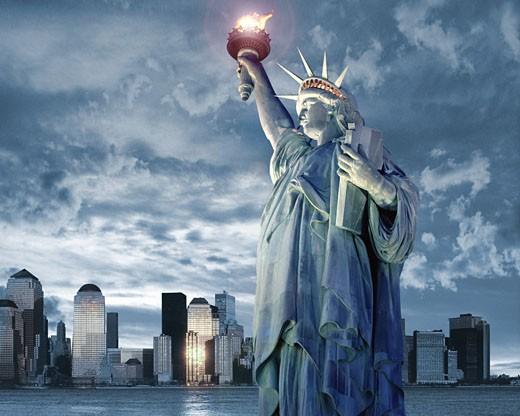 Concept Photography, Usa/New York : Stock Photo
