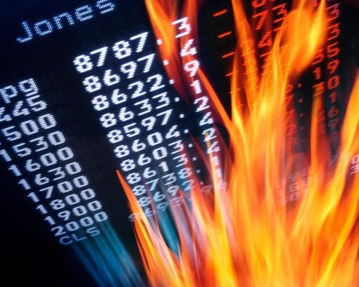 Finance: Stock Market : Stock Photo