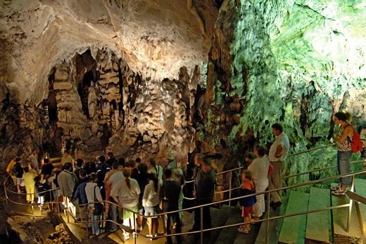 Baradla-Domica Cave System : Stock Photo