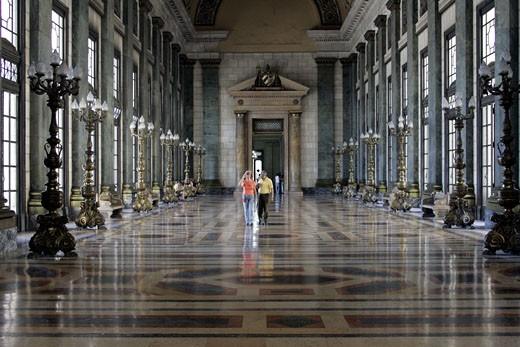 Havana, The Capitol & National Theatre : Stock Photo