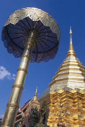 Chiang Mai, Wat Doi Suthep : Stock Photo