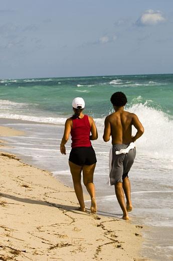 Miami, South Beach : Stock Photo