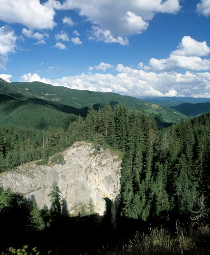 Rhodope Mountains, Miraculous Bridges : Stock Photo