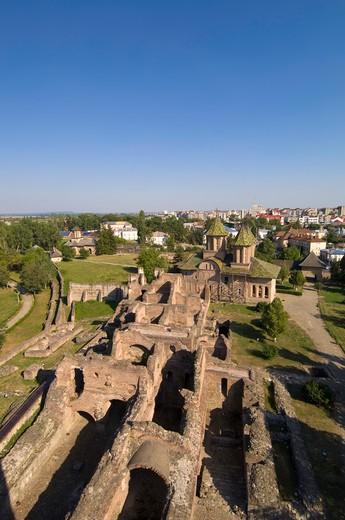 Romania, Targoviste, Wallachia : Stock Photo