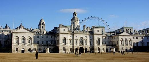 Horse Guards Parade : Stock Photo