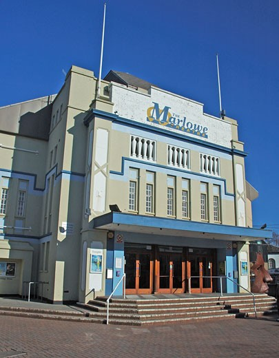 Marlowe Theatre : Stock Photo