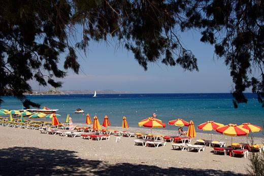 Kos, Kefalos, Beach : Stock Photo