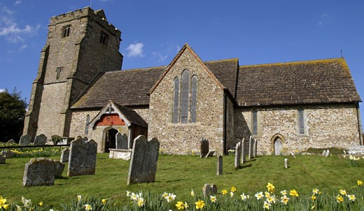 Arundel, Thakeham Parish Church : Stock Photo