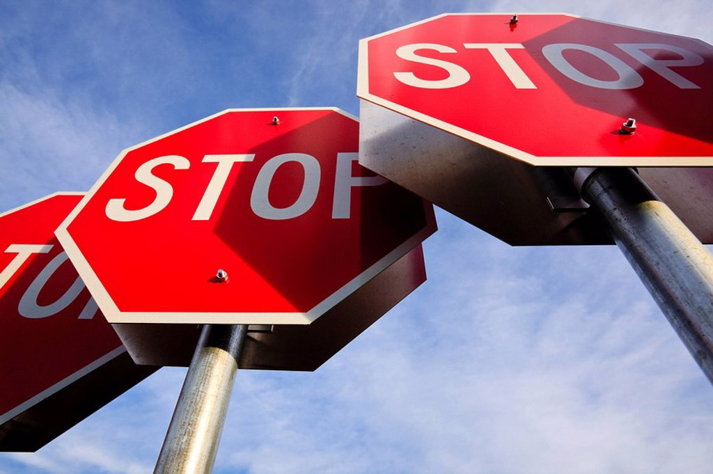 Stock Photo: 1990-34699 Artist Michael Zheng´s The Stop, in Vancouver´s Charleson Park. Vancouver British Columbia, Canada