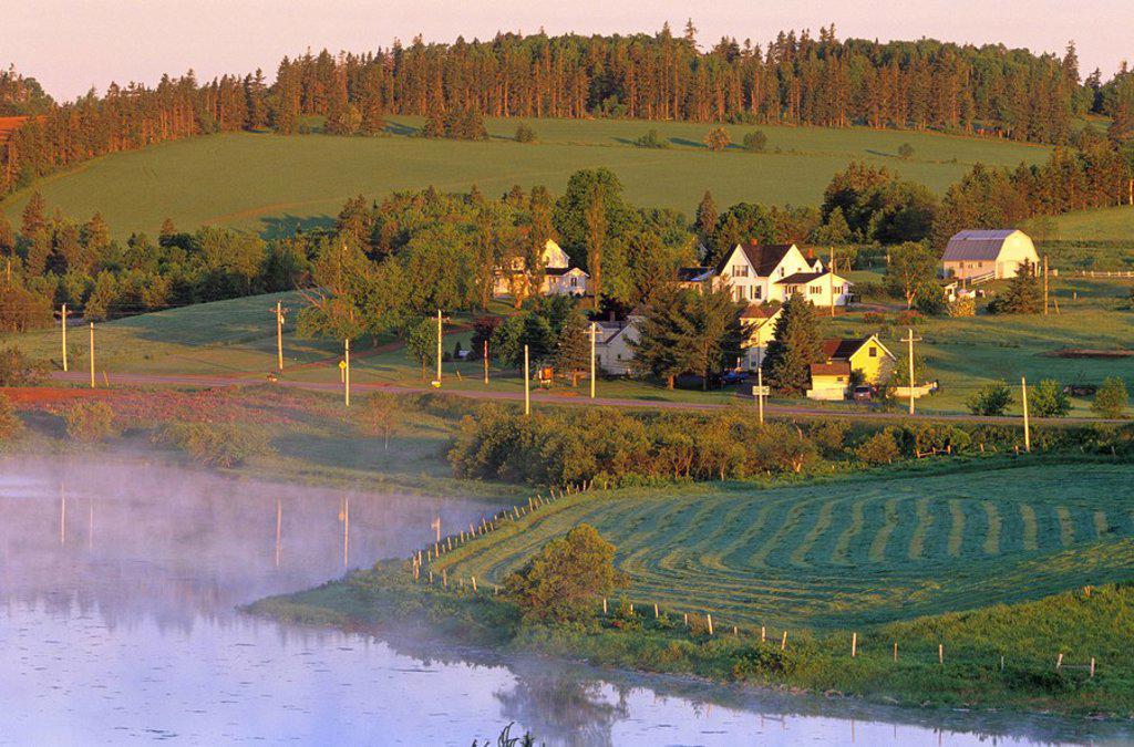 New Glasgow, Prince Edward Island, Canada : Stock Photo