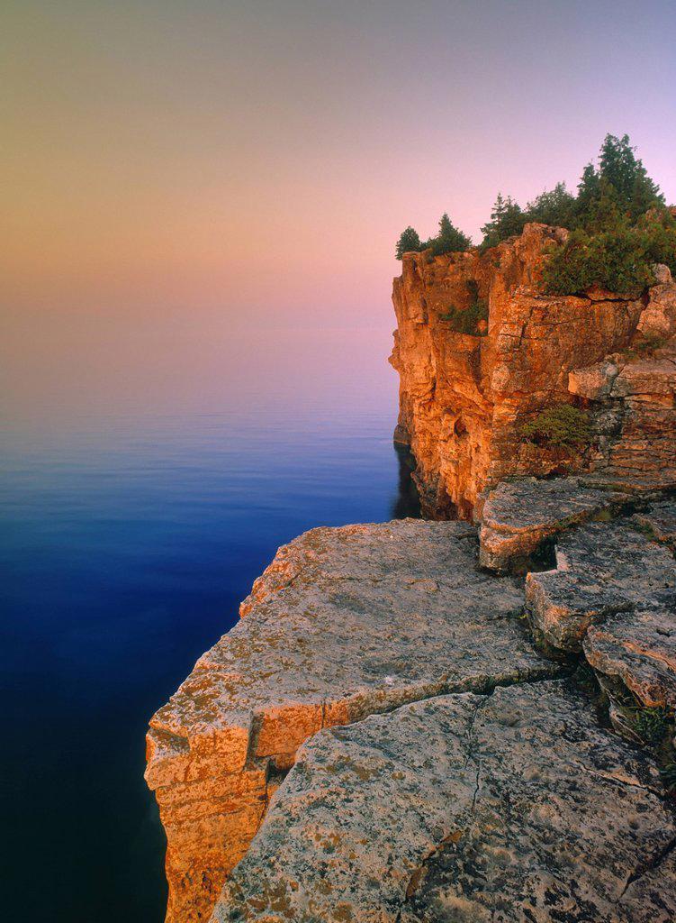 Bruce Peninsula National Park, Ontario, Canada. : Stock Photo