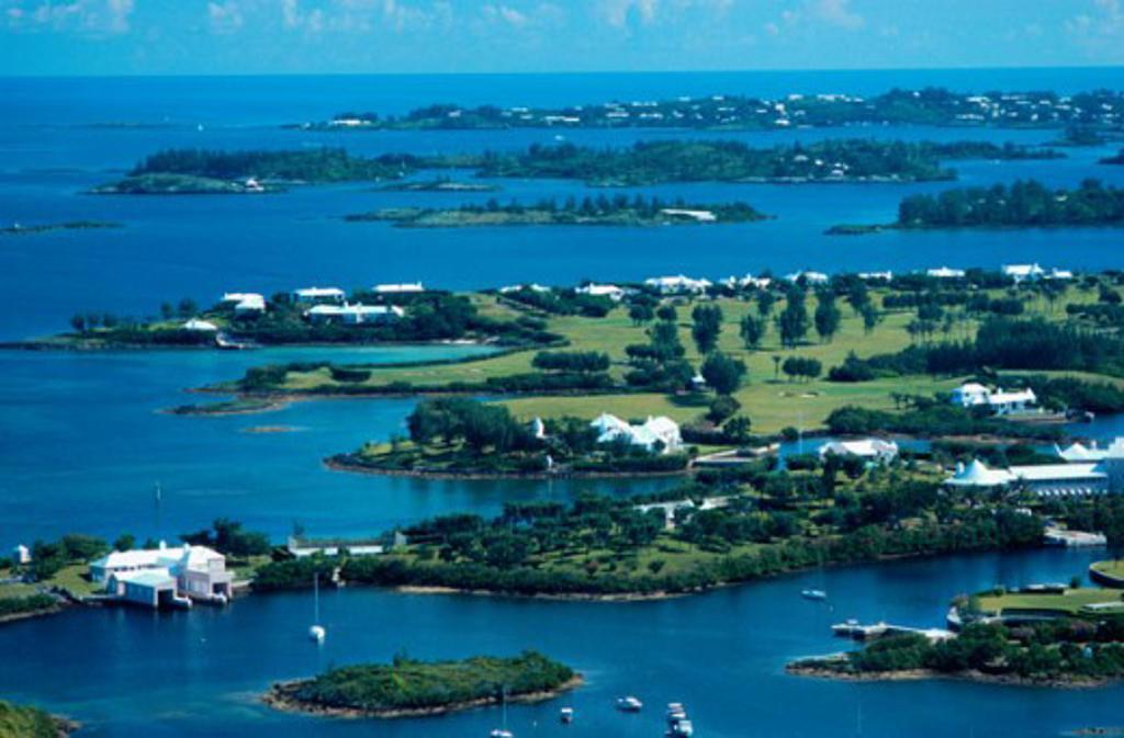 Stock Photo: 2-459B Bermuda