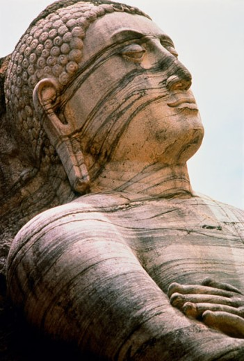 Stock Photo: 2003-1051 Buddha