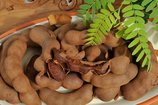 Close-up of tamarind : Stock Photo
