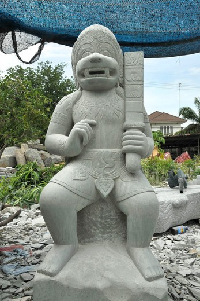 Stock Photo: 2003-602494 Thailand, Chon Buri, Ban Saen,