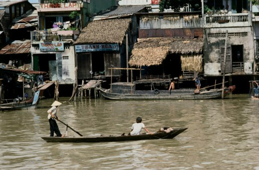 Stock Photo: 2003-620 Mekong River