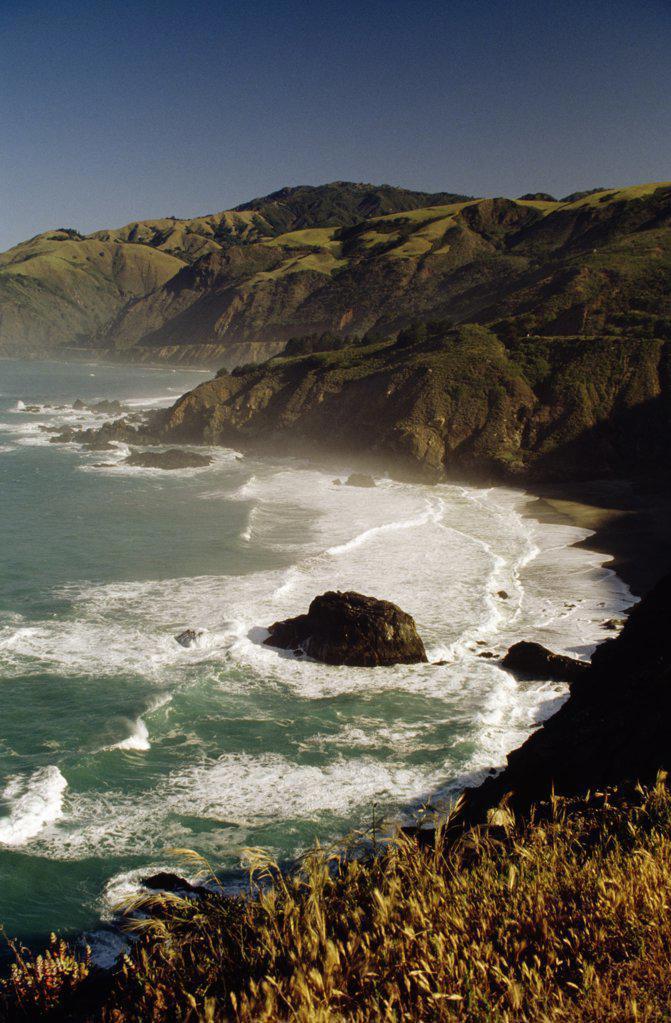 Big Sur California USA : Stock Photo