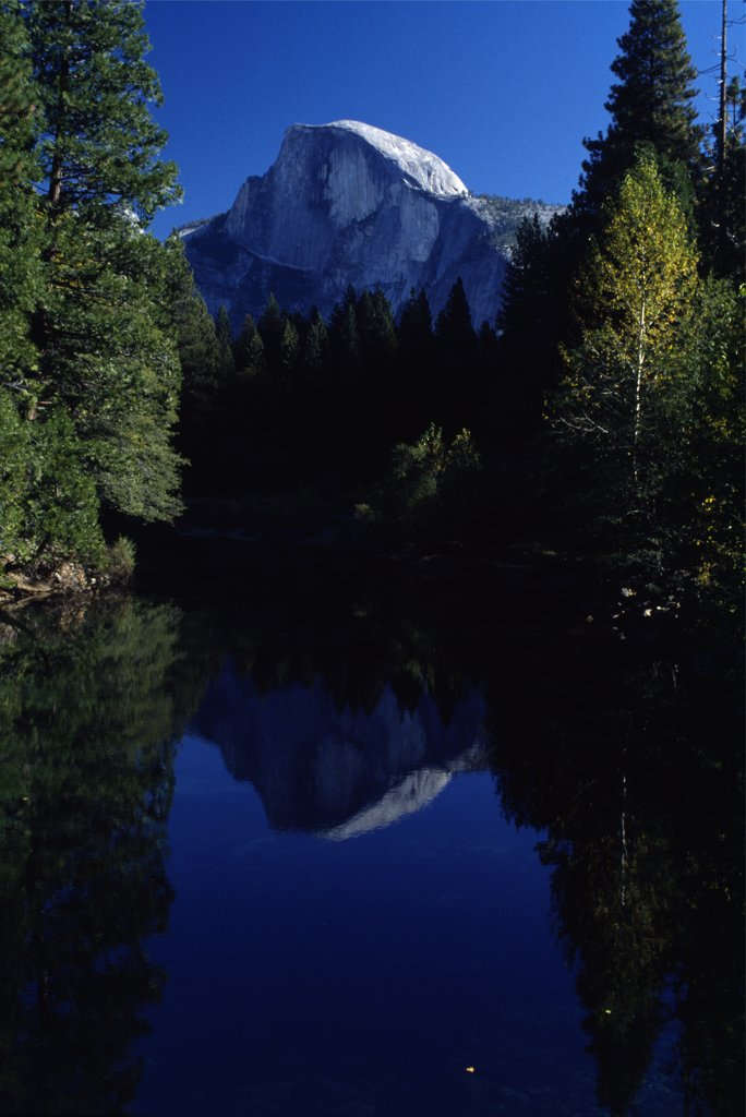 Stock Photo: 2005-980 Half Dome