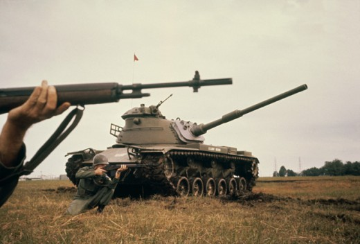 M-14 Rifle