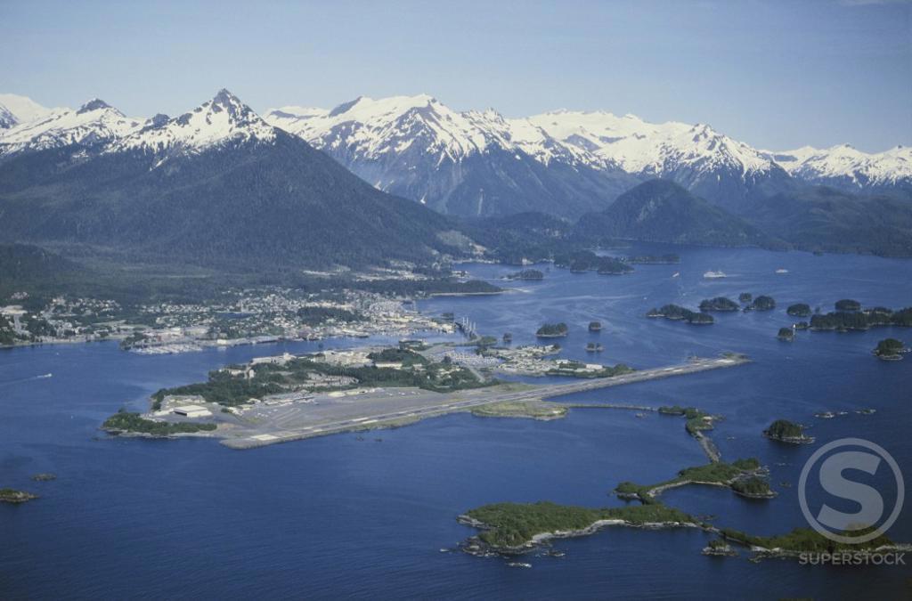 Sitka Alaska USA : Stock Photo