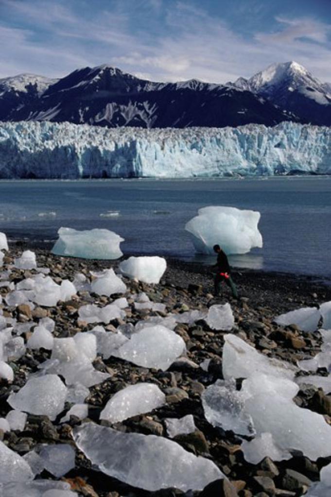 Russell Fjord Alaska USA : Stock Photo