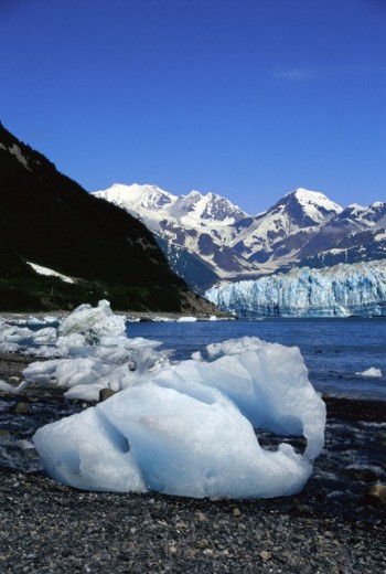 Stock Photo: 2032-1728 Russell Fjord