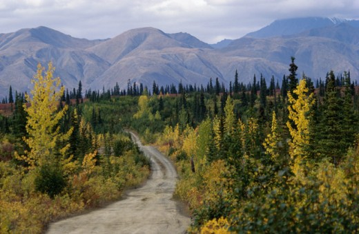 Stock Photo: 2032-1842 Broad Pass