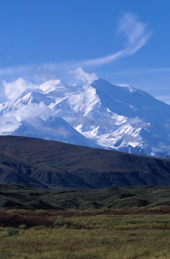 Stock Photo: 2032-2163A Mount McKinley