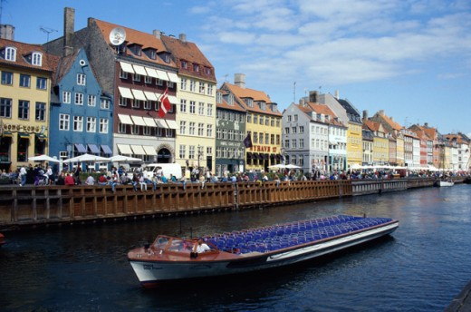 Stock Photo: 2032-2182 Copenhagen