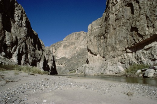 Stock Photo: 2032-475 Rio Grande
