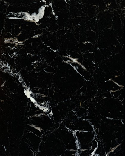 Close-up of black and gray marble : Stock Photo