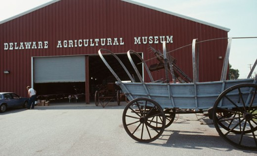 Stock Photo: 2050-149 Delaware Agricultural Museum