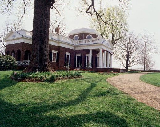 Stock Photo: 2050-1581 Monticello