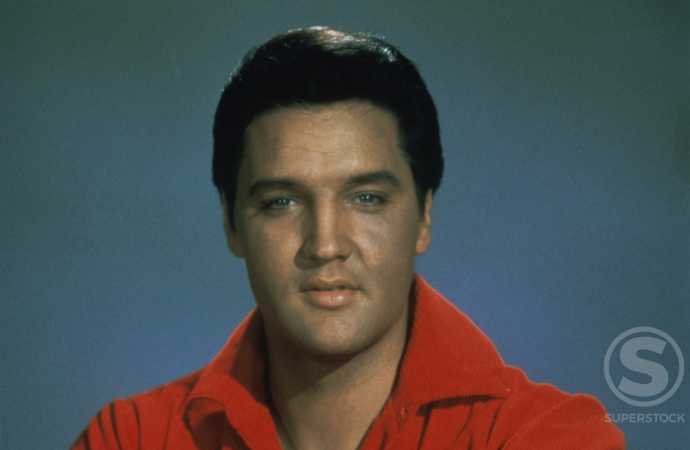 Stock Photo: 2056-296 Elvis Presley