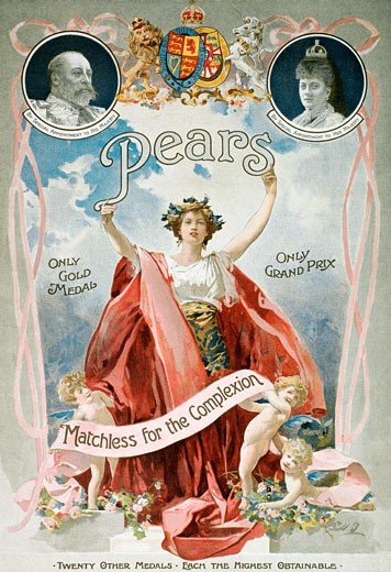 Pears Soap Advertisement 1903