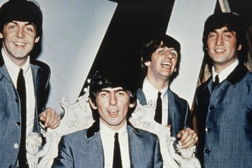 The Beatles : Stock Photo