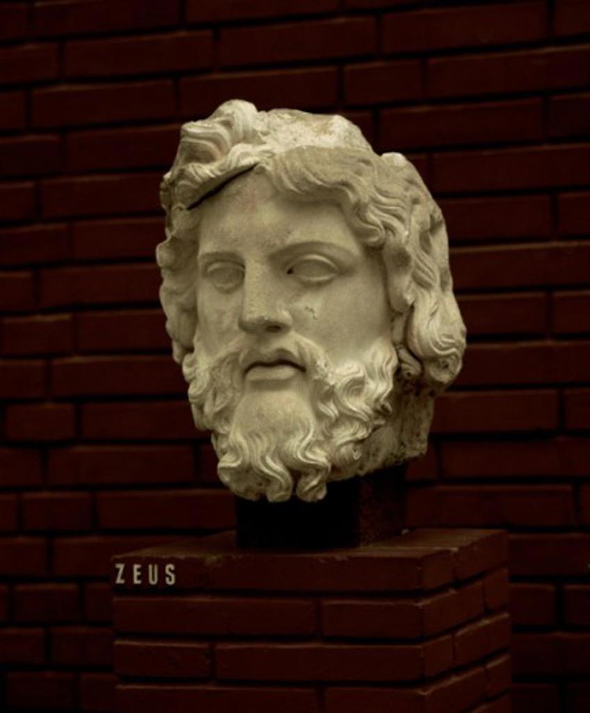 Stock Photo: 2058-435975 Zeus Artist Unknown Ephesus Museum, Turkey