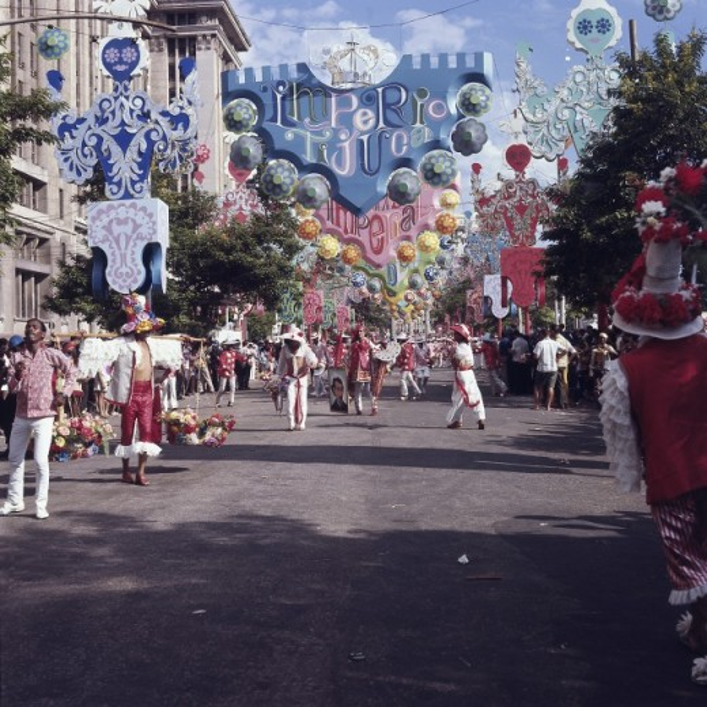 Stock Photo: 2058-438169 Carnival Rio de Janeiro Brazil