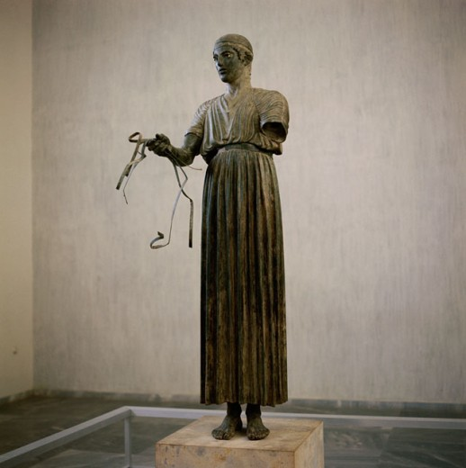 Stock Photo: 2058-443930 Charioteer