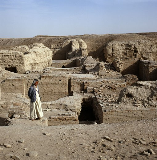 Stock Photo: 2058-523819 Royal Tombs Ruins