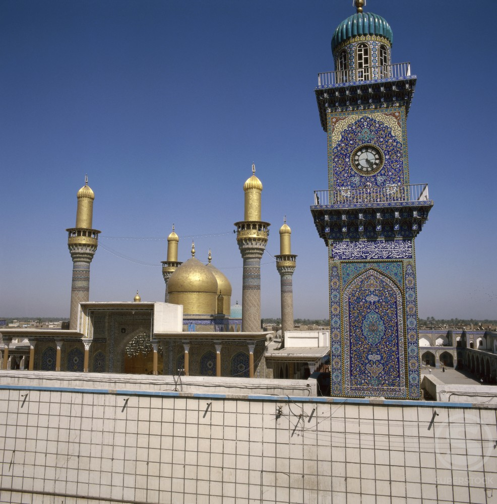 Stock Photo: 2058-523834 Al Kadhimain Mosque