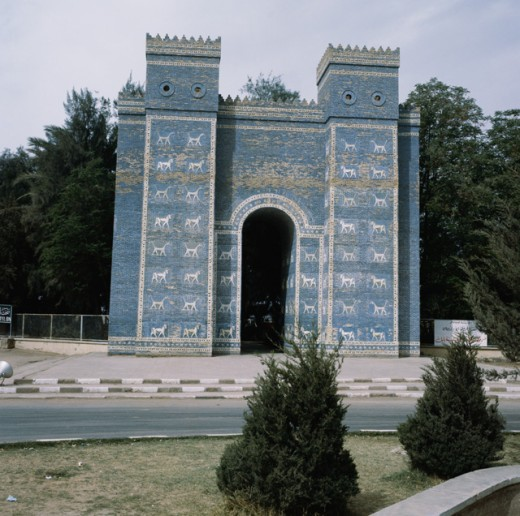 Stock Photo: 2058-523880 Ishtar Gate  