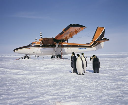 "Stock Photo: 2058-770 ""Twin Otter""