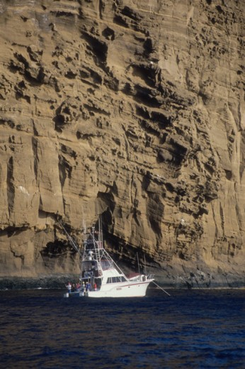 Sportfishing Boat