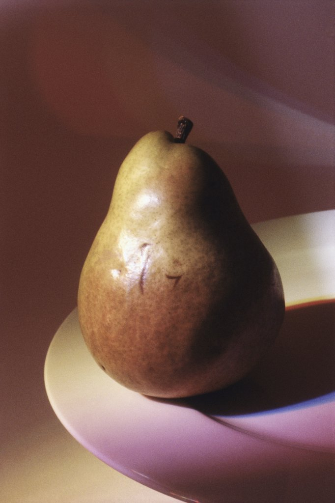 Stock Photo: 2068-167 Pear