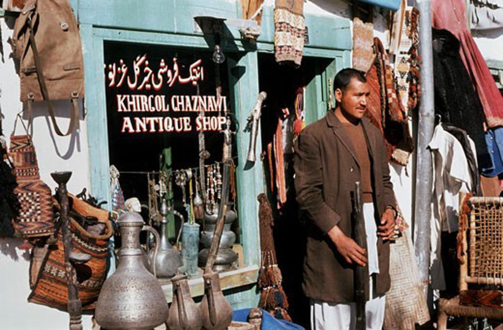 Stock Photo: 2070-443 Kabul Afghanistan