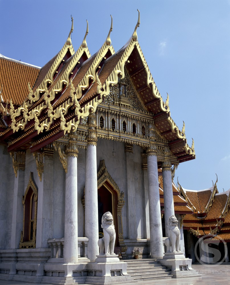 Stock Photo: 2070-924 Wat Phra Kaeo