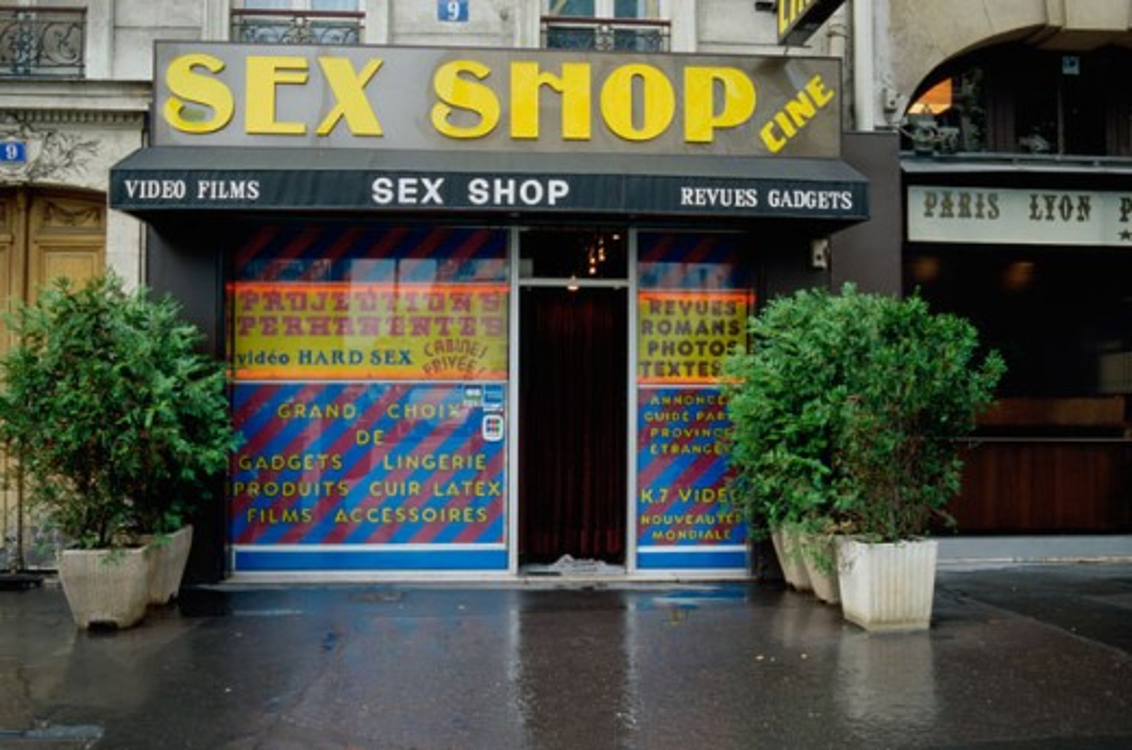 Sex shop fr