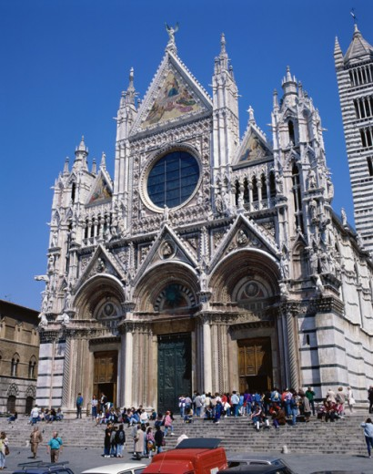 Stock Photo: 2094-165 Cathedral